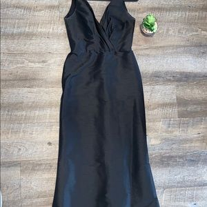 Black Hayley Paige Gown - 5362